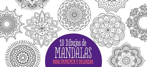 imprimir varias imagenes a pdf 10 dibujos de mandalas para imprimir y colorear dibujos net