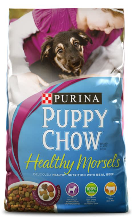 purina puppy chow healthy morsels purina puppy chow healthy morsels 32 pound granville milling