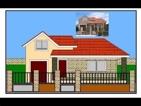 desenho de casas desenhos de casas feito no paint parte 03 drawings of