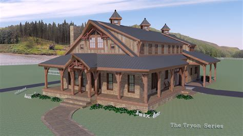 living in a barn excellent house plans of barns with living space images