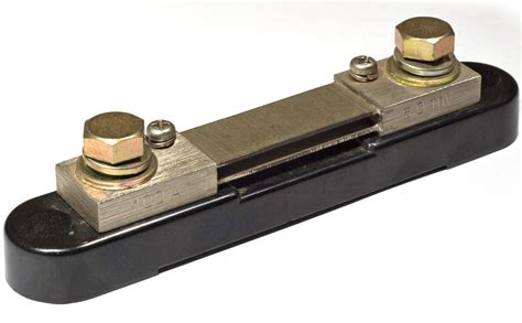 shunt resistor atomic i o letters column 102