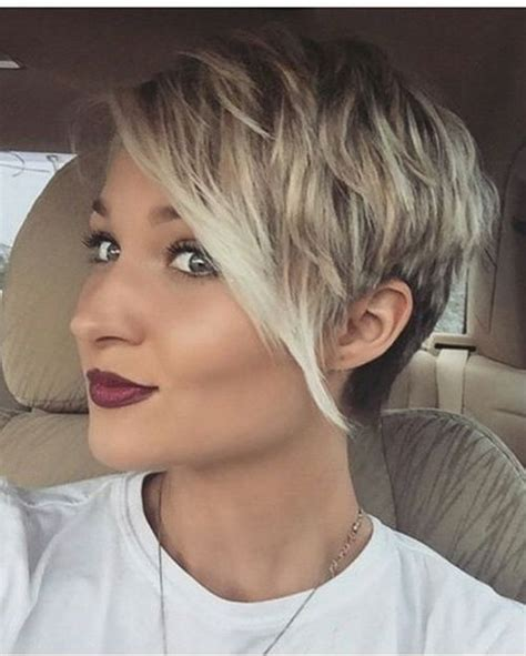 blonde foils pixe cut 614 best images about hair hair hair on pinterest short