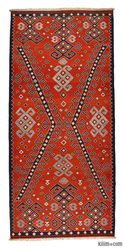 Kilim Turkish Rug by K0005823 New Turkish Kilim Rug Hatti