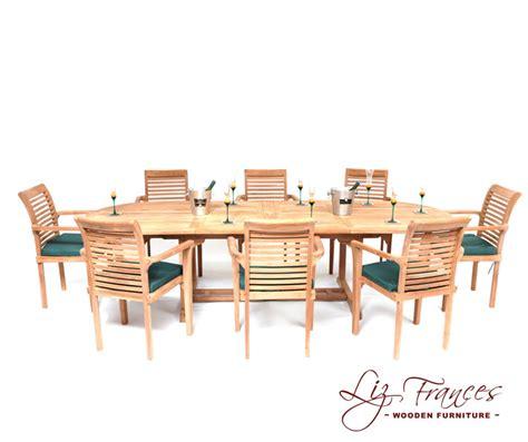 comedor ovalado extensible conjunto de comedor ovalado extensible con 8 sillas liz