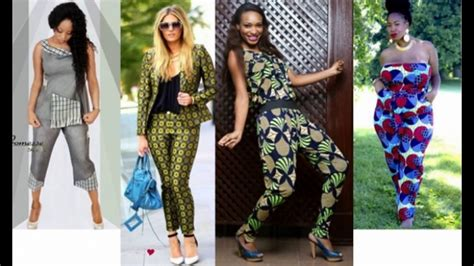ankara designs for women trouser and jacket styles surprise see jaw breaking african fashion ankara