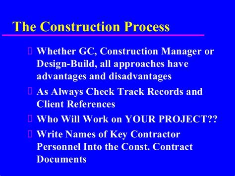 design and build contract advantages and disadvantages cem 350 hotel design construction fall 2016