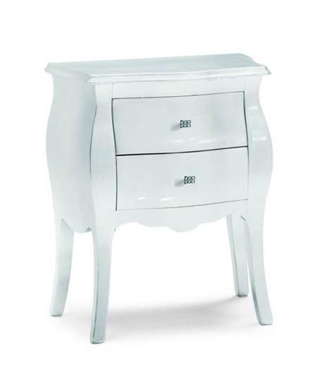 comodini offerte offerte mobili a comodino to1252 bianco