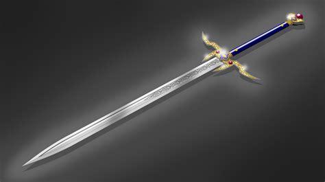Light Up Swords Regalium Fancy Fantasy Sword By Shad Brooks On Deviantart