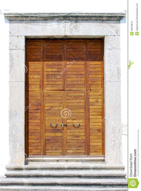 Big Door by Big Door Stock Photo Image 39543974