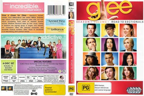 glee season 1 sectionals glee season 1 volume 1 road to sectionals 2009 television