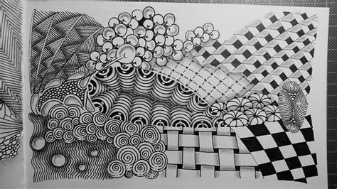 zentangle pattern isochor 1000 images about zentangle on pinterest