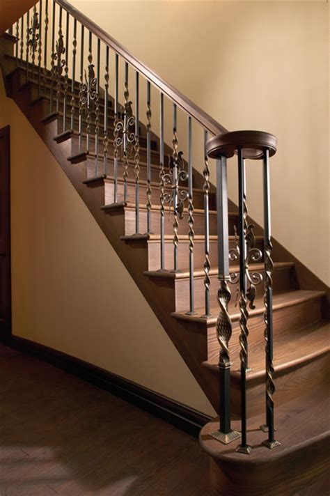 Classic Stairs Design Classic Staircase Traditional Staircase Other Metro By Prestige Metal
