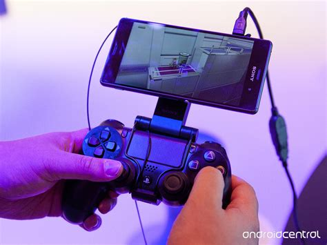 ps3 remote play android remote play ps4 gaming on the xperia z3 android central