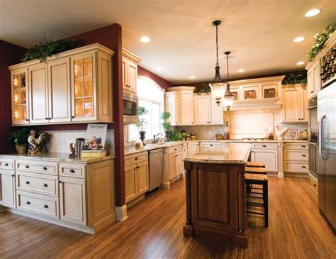 semi custom kitchen cabinets bertch cabinets