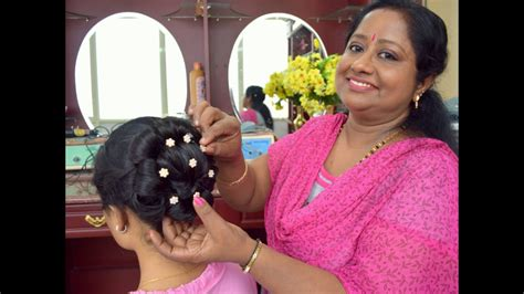 hairstyles for party in kerala daffodils hairstyle complete youtube
