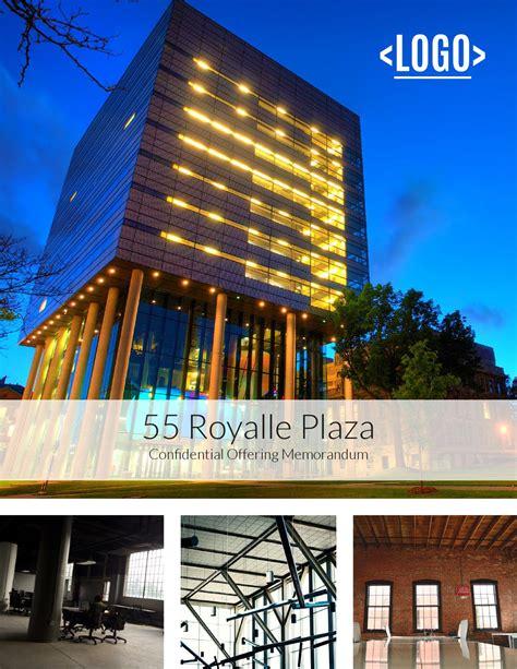 real estate offering memorandum template royalle offering memorandum template by cremhaus issuu