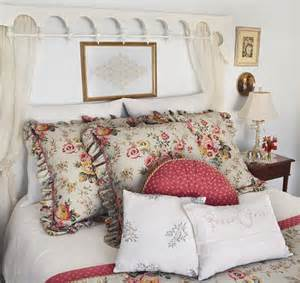 Ethan Allen Interior Designers Country French Cottage Bedroom 3 Traditional Bedroom