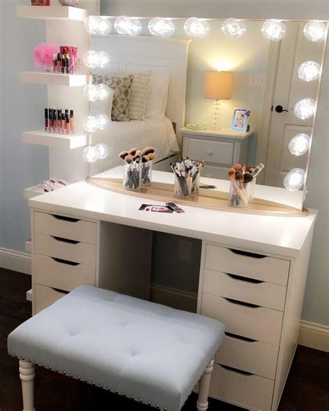 unique bathroom vanity lights white makeup vanity with lights unique bathroom mirror