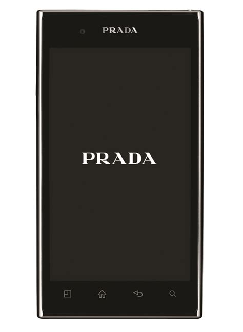 Susi Shows The Lg Prada Phone by Prada Phone By Lg 3 0 Leaks Update Official Slashgear