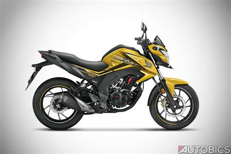 honda hornet 2018 honda cb hornet 160r priced from inr 89 175 onwards