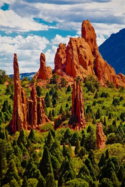 Garden Of The Gods Colorado Springs Co by 15 Amazing Places To Visit In Colorado 99traveltips