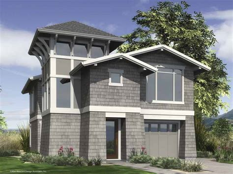 House Plans And Design Modern House Plans For View Lot House Plans For Narrow Lots With A View
