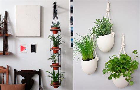 5 ideias para pendurar vasos de plantas, no teto e na