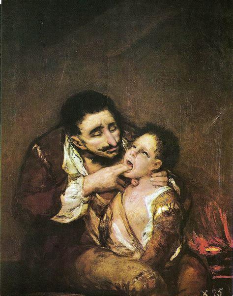 el lazarillo de tormes el lazarillo de tormes 1819 francisco goya wikiart org
