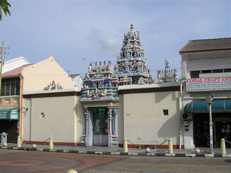 Budget Hotel In Penang Little India
