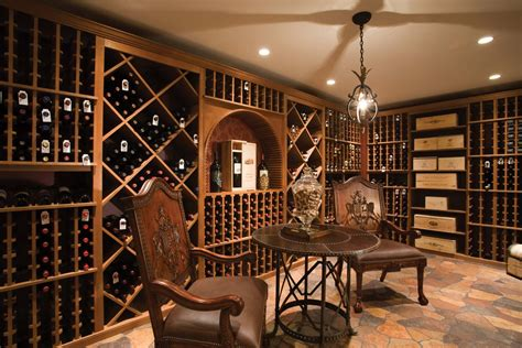 mechanicsburg wine cellar mother hubbards custom cabinetry