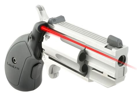naa pug with laser laserlyte grip laser sight naa 22 mag black