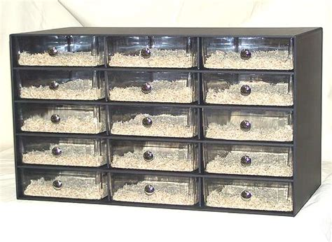 boaphile plastics brings you the rhinoraxx 15 drawer clear
