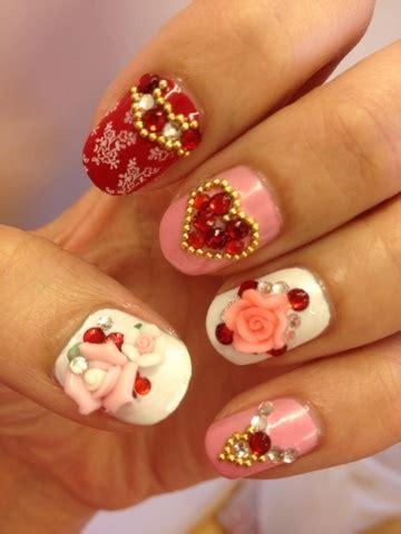 new year manicure design 2015 new year nail style samba