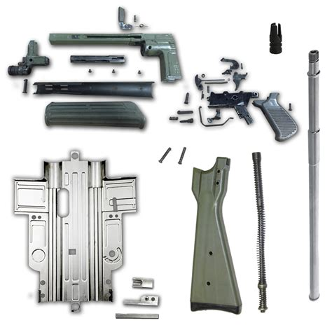L Kit hmg 174 cetme l builders kit hill mac gunworks