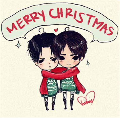 merry christmas gif merry christmas yaoi discover share gifs