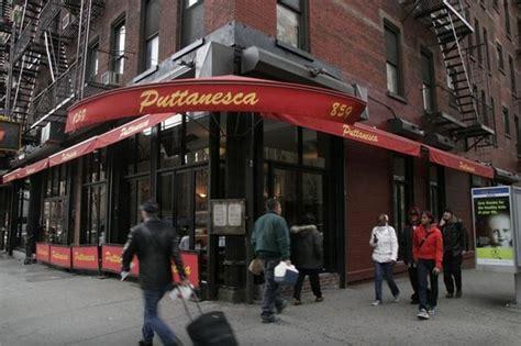 Hell S Kitchen New York Restaurant by Puttanesca Italian Restaurant Closed Italian New