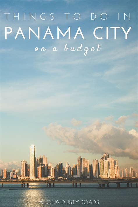 5 Things And Cheap by Five Things To Do In Panama City On A Budget Along