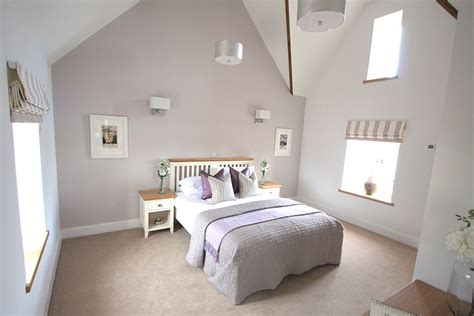 barn conversion bedroom barn conversion showhome at orchard coombe barns