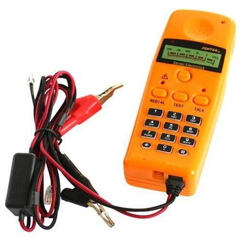 Senter Line senter st220 mini telephone line tester on aliexpress