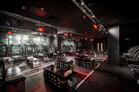 Home Gym Interior Design by The Club S Interior Which Has Been Designed By London