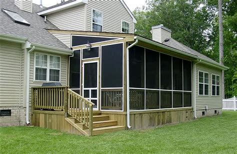 screened in porch designs enjoy contended relaxing moments by designing screened in