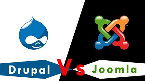 which is better or joomla drupal vs joomla which is better techyv