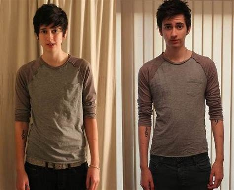 testosterone before and after 25 best ideas about ftm testosterone on pinterest