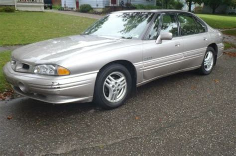 Pontiac Bonneville 1996 by Purchase Used 1996 Pontiac Bonneville Ssei Sedan 4 Door 3