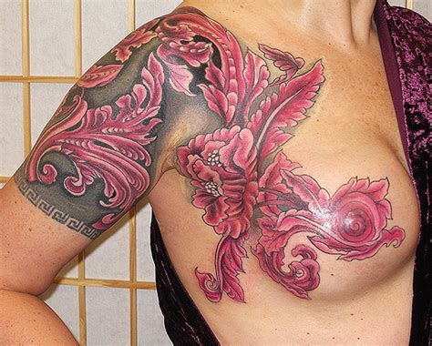 tattoo nipple breast reconstruction mastectomy tattoos