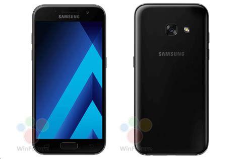 Samsung A3 Gsmarena Samsung Galaxy A3 2017 And Galaxy A5 2017 Press Images