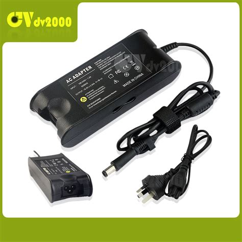 Charger Laptop Dell E6400 ac adapter charger 19 5v power dell latitude e6400 e6410