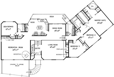 split level homes floor plans carriage house plans split level house plans