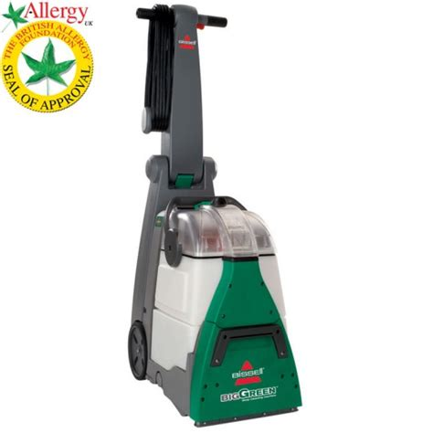 upholstery steamer rental bissell big green deep cleaning machine 86t3 carpet