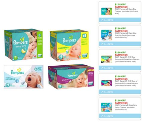 printable diaper coupons new printable pers diapers coupons wipes too
